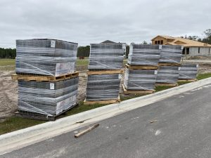 Roofing Material for our Homes by West Bay Key West II in Anclote Reserve at Starkey Ranch