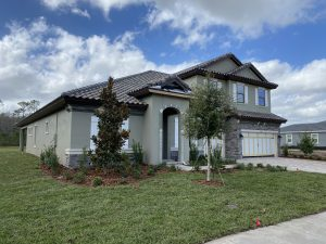 The Key West II in Anclote Reserve at Starkey Ranch - Build by Homes by WestBay